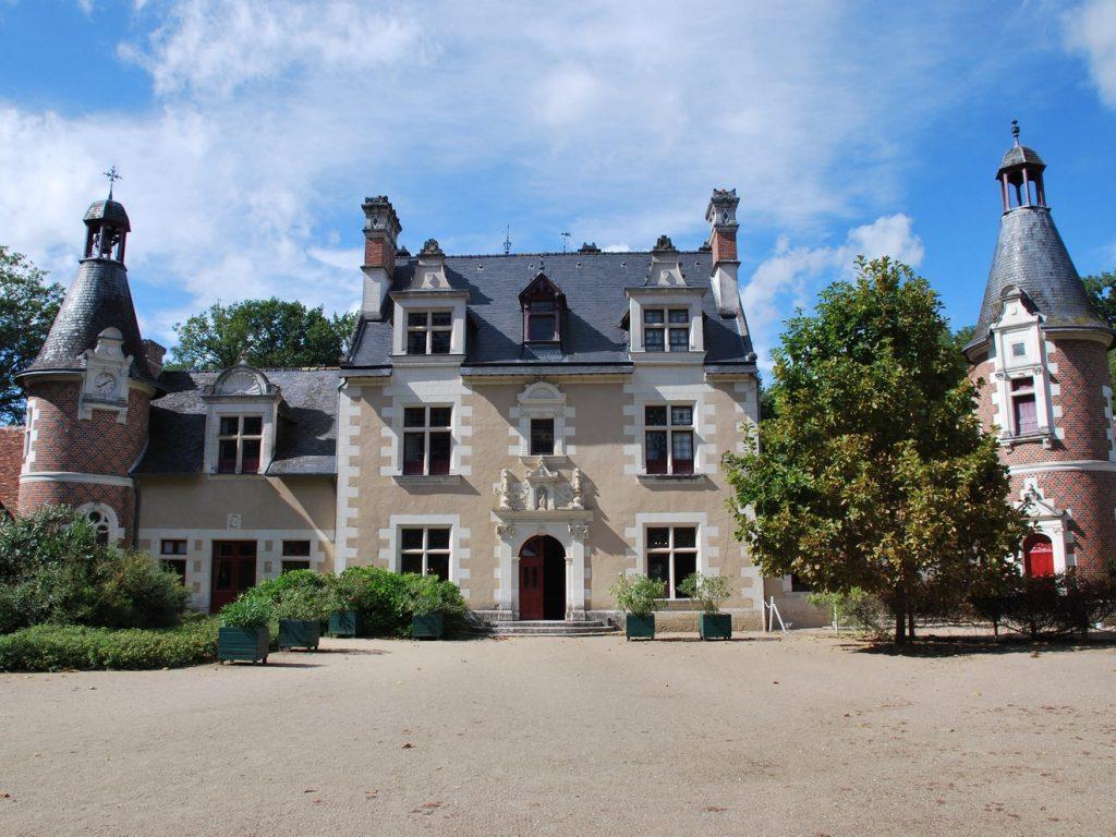 château de trousay