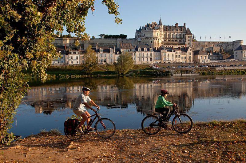 V U00e9lo Autour Amboise Et Chenonceau Centre Val De Loire