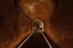 Descente Cave de Grenelle.