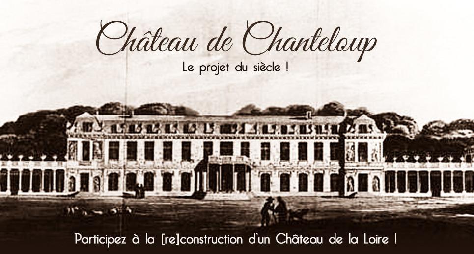 Participez la construction d 39 un ch teau de la loire - Les plus beaux jardins des chateaux de la loire ...