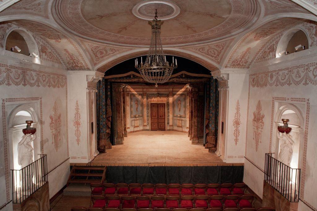 Théâtre du Château de Valencay