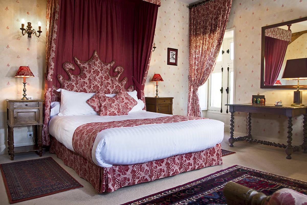 Ch teau de brou s r nit et raffinement en touraine for Prix chambre chateau vallery