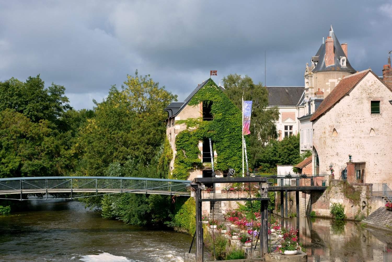Ville Sologne France