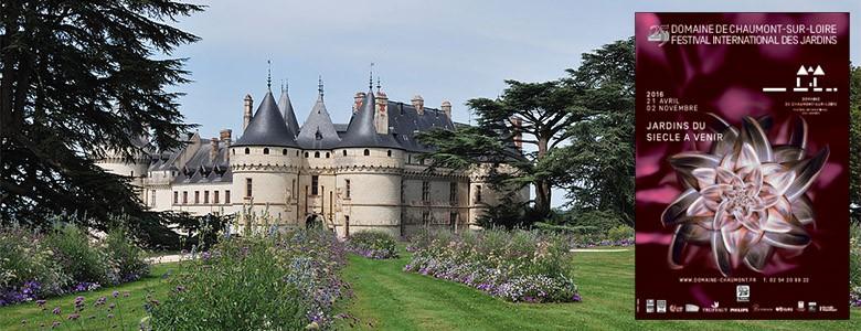 Chaumont Sur Loire 25e Festival International Des Jardins En