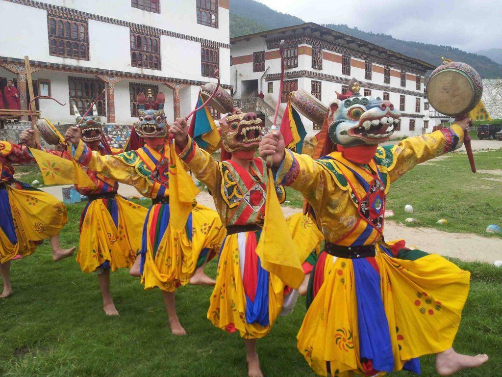 Bhutan Festival Montoire