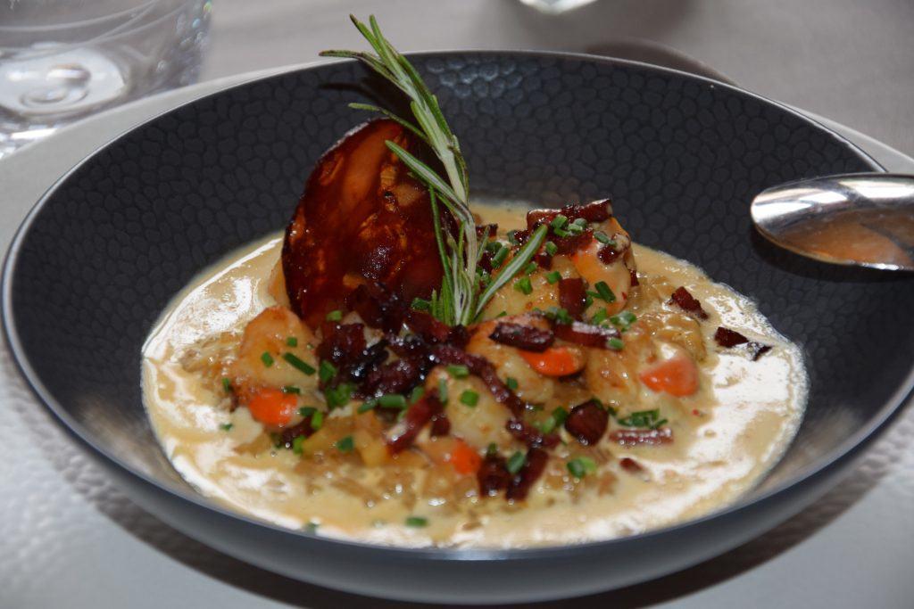 1 Marché 1 Chef 1 Recette 2016 - Risotto la Parenthèse - My Loire Valley