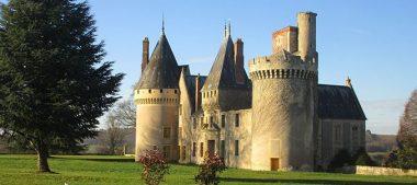 Le Château des Bordes à Urzy