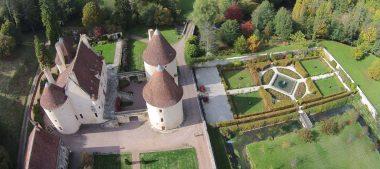 Les Remarquables jardins du Château de Corbelin