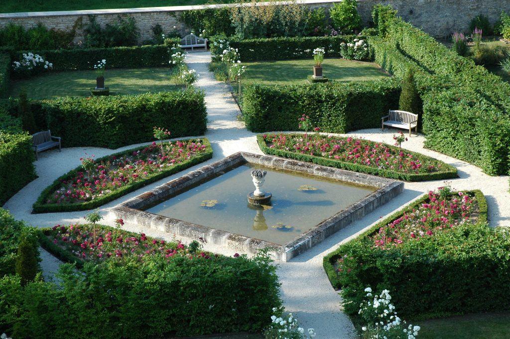 Jardins et Chateau de Corbelin