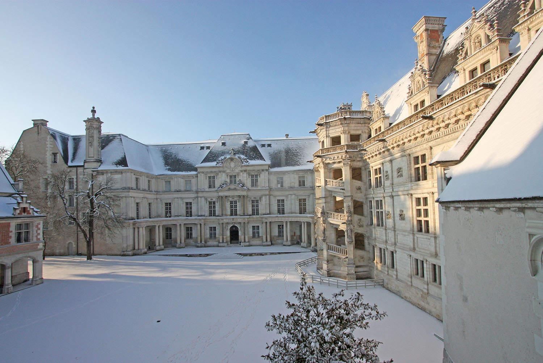No l au ch teau royal de blois programmation val de loire - La ren des neige ...
