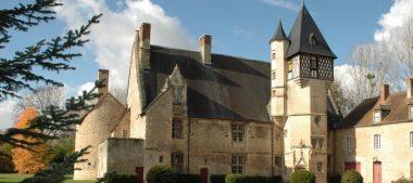 Le château de Villemenant à Guérigny