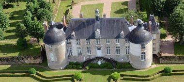 Le Château d'Arthel : détour de charme dans la Nièvre