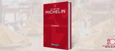 Guide Michelin 2017 – Les Bonnes Tables du Val de Loire
