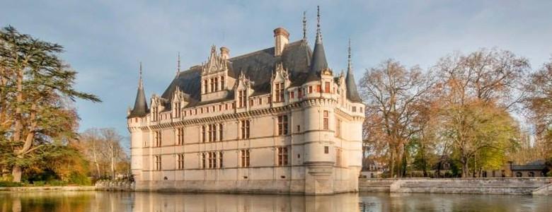 Le Château d\'Azay-le-Rideau, à découvrir en famille | Val de Loire