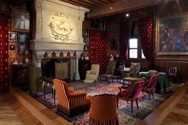 Le ch teau d 39 azay le rideau d couvrir en famille val - Chambre d hotes azay le rideau ...