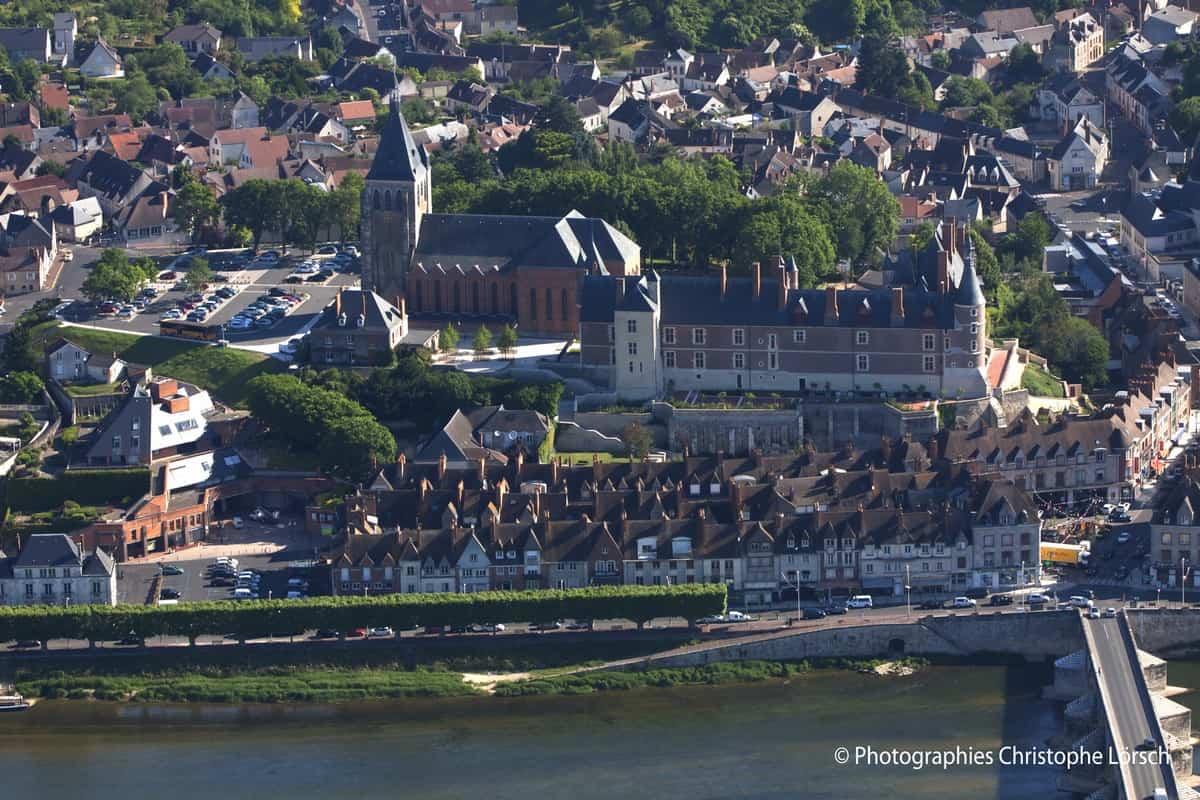 Chateau Gien Tourisme Giennois Christophe Lorsch