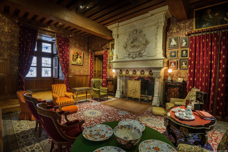 Pâques : Rendez-vous en Famille au Château d\'Azay-le-Rideau | Val de ...