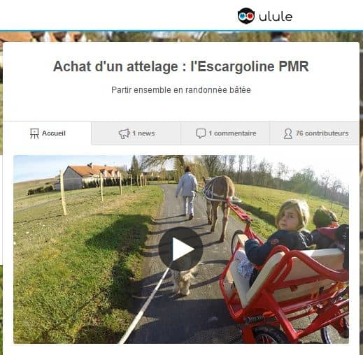 Achat Maison à Montreuil En Touraine 37530: Soutenez Handiâne Touraine Et Participez à L'achat De L