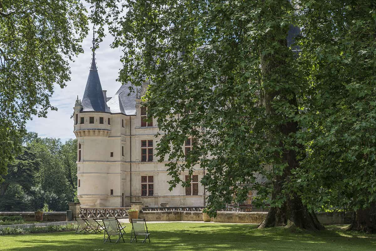 P ques rendez vous en famille au ch teau d 39 azay le rideau val de loire - Visite chateau azay le rideau ...