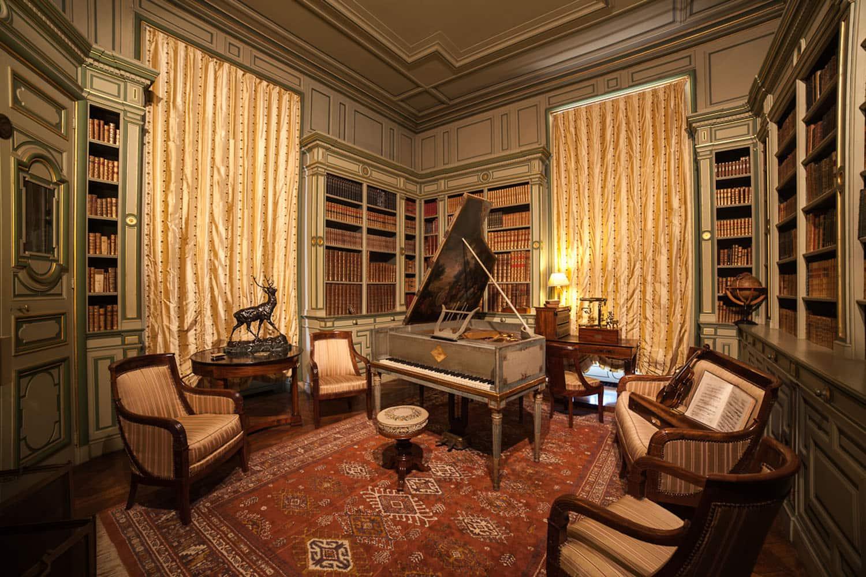 bibliotheque-chateau-de-cheverny