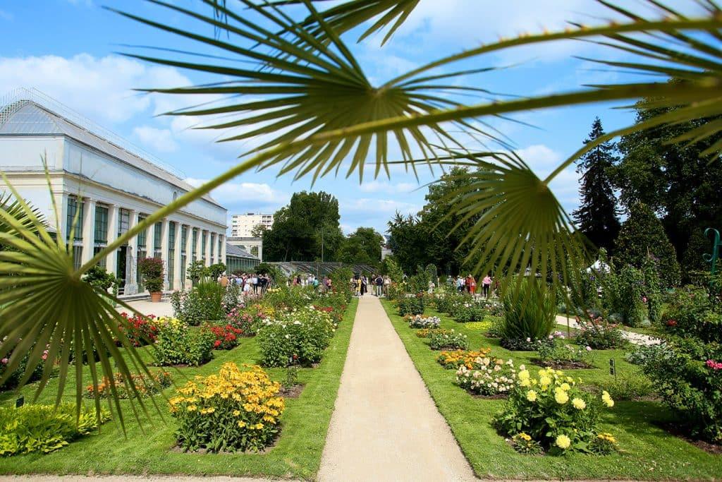 Jardin des Plantes, Orléans