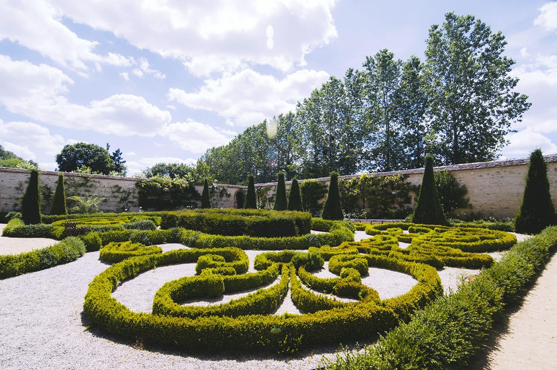 A la d couverte des jardins secrets du cher val de loire for Jardins exceptionnels