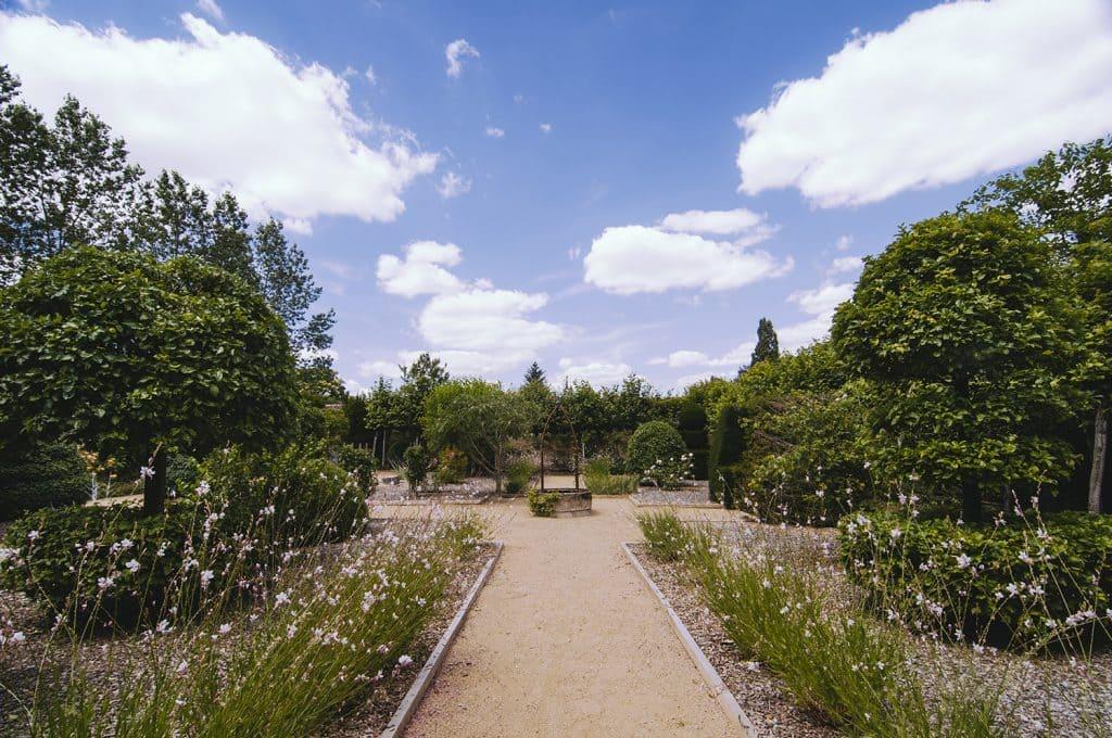 Jardins secrets d'Ainay Le Vieil