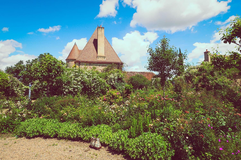 Plantes Pour Jardin Contemporain jardins secrets du cher : l'art au naturel de drulon | val