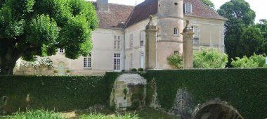 Jardins Secrets du Cher : Les jardins romantique du château de Pesselières