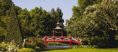 Jardins Secrets du Cher : Le parc floral d'Apremont-sur-Allier
