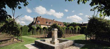Jardins Secrets du Cher : les jardins d'inspiration médiévale d'Orsan