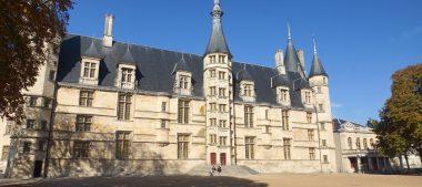 Le Palais ducal, lieu de vie et de culture à Nevers