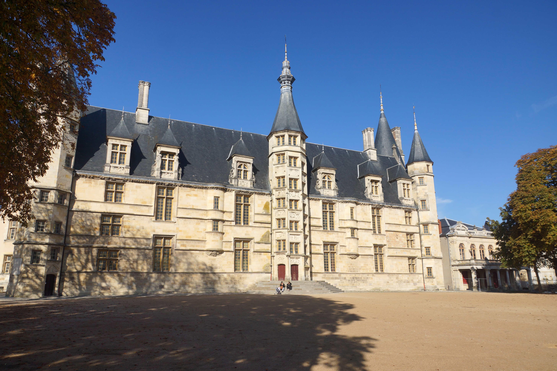 Programme Des Journees Du Patrimoine 2017 A Nevers Val De Loire