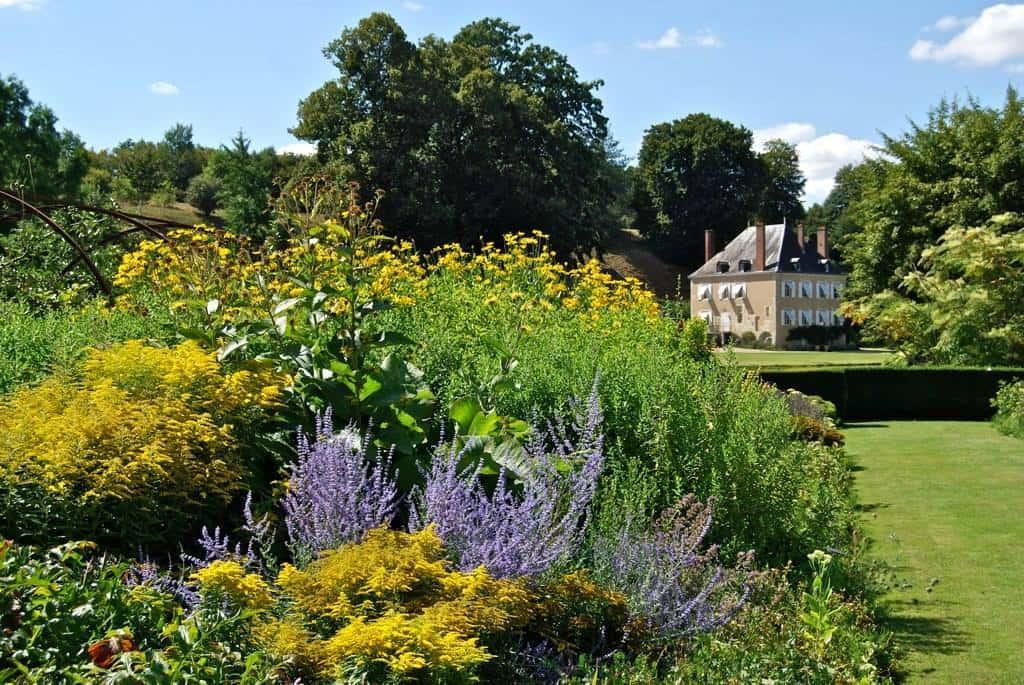 Jardin remarquable du Plessis-Sasnière - Loir-et-Cher