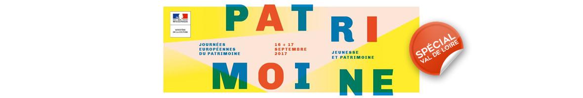 Journees Europeennes Du Patrimoine 2017 En Val De Loire Val De Loire