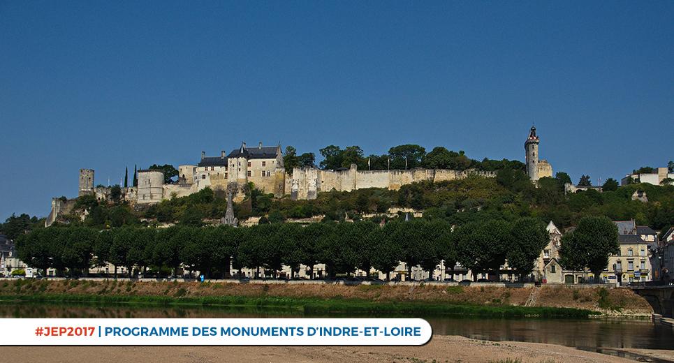 Journees Du Patrimoine 2017 Dans Les Monuments D Indre Et Loire