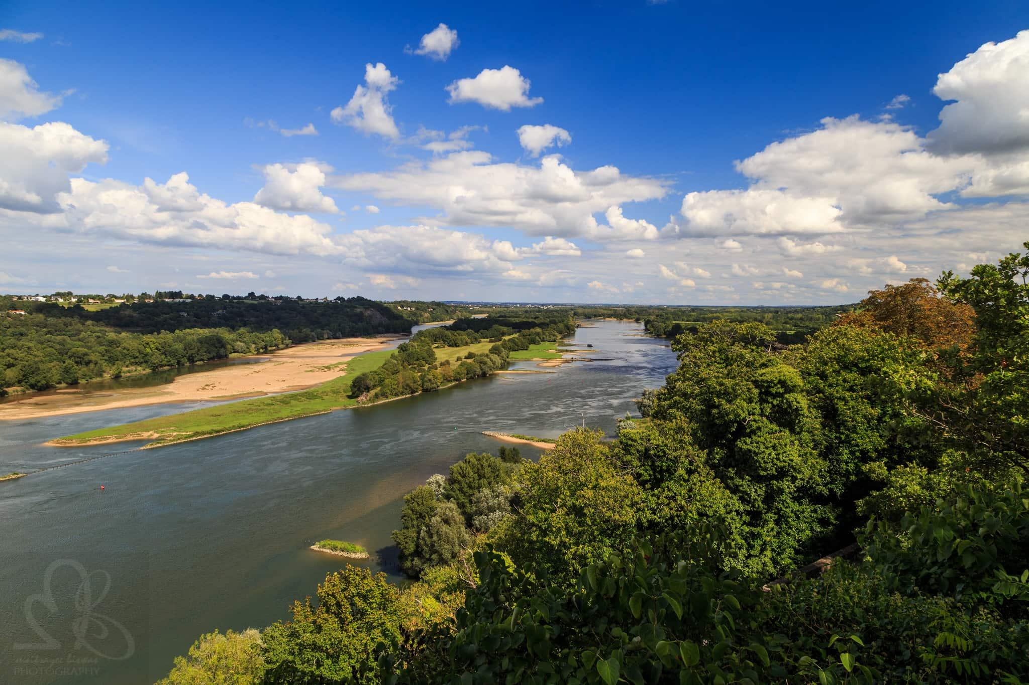 Panorama sur la Vallée de la Loire