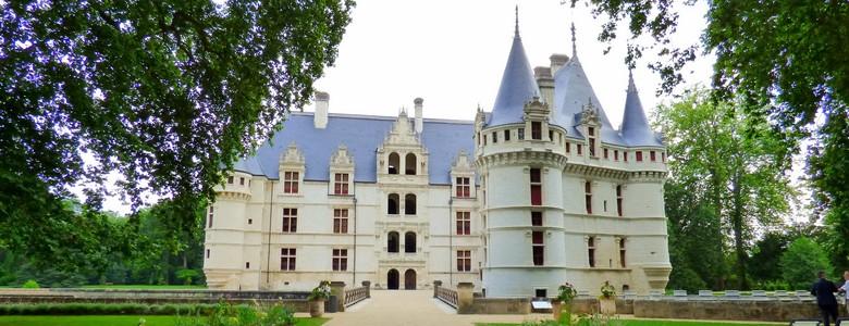 Tours val de loire box visitez les ch teaux de la loire - Les jardins de la renaissance azay le rideau ...
