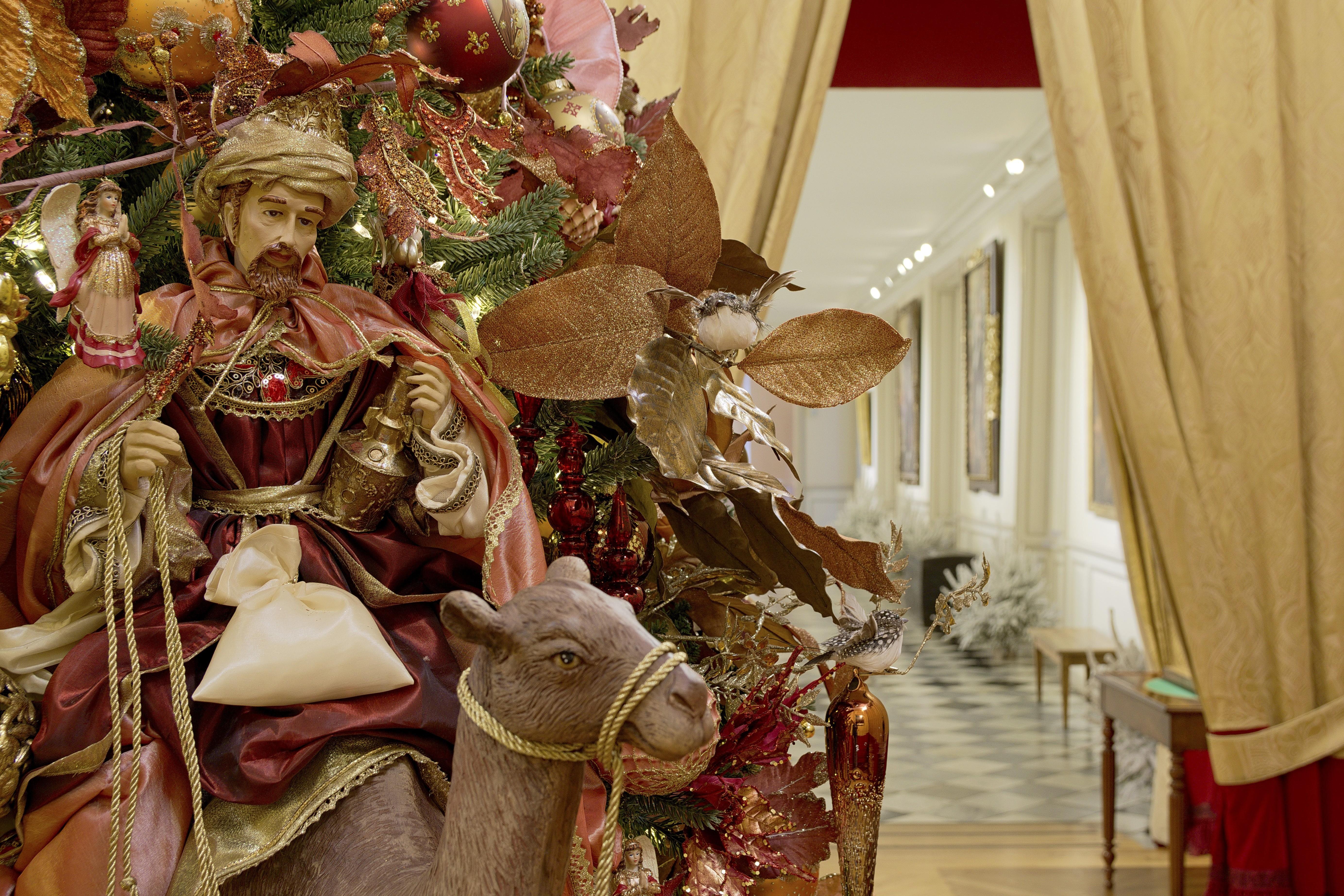 Noël à Villandry -- FPaillet