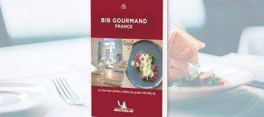 Guide Michelin 2018 – Les « BIB GOURMAND » du Val de Loire