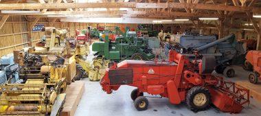 Le Musée de la machine agricole et de la ruralité dans la Nièvre