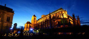 Top 5 des soirées nocturnes entre Orléans, Bourges et Nevers en 2020