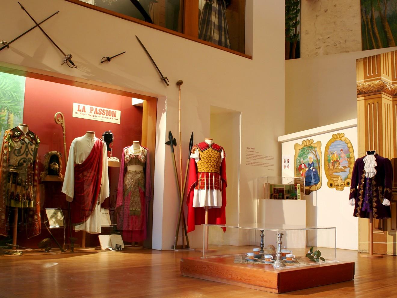 musée du théâtre forain artenay