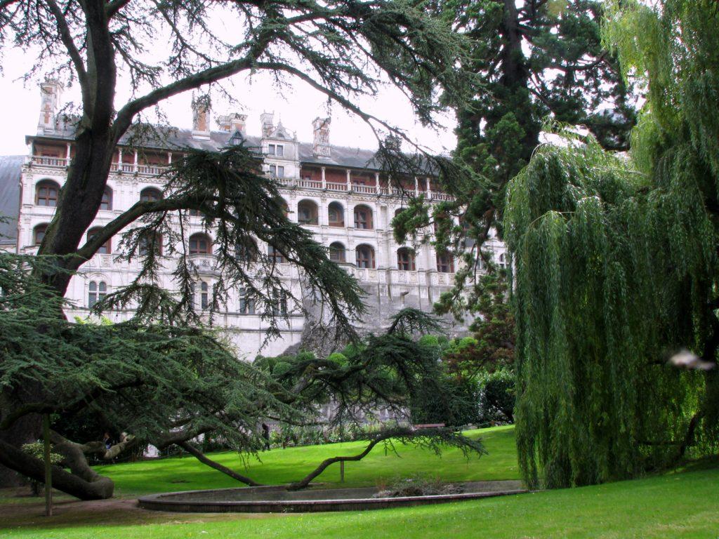 Place Victor Hugo, Blois, France