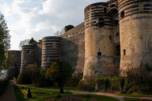 Château d'Angers - Etienne Valois (Flickr Commons) - My Loire Valley