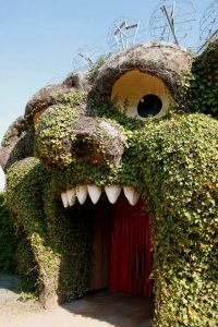 Monstre Terra Botanica - Yves Jouan C - My Loire Valley