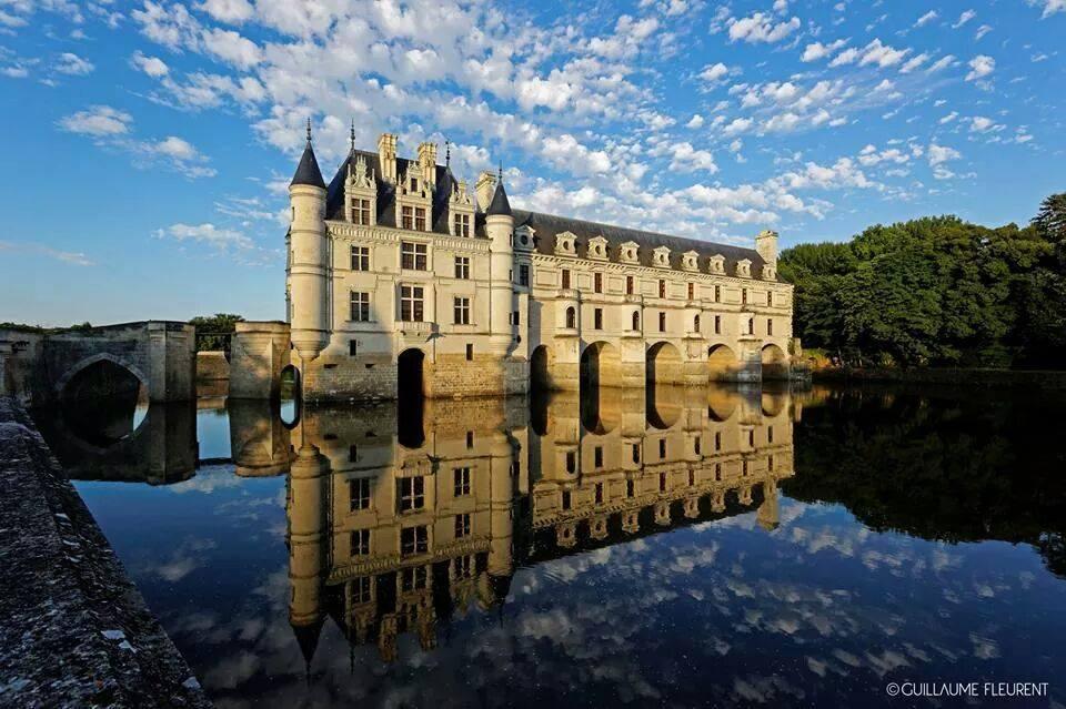 château de chenonceau - Guillaume Fleurent Photographe
