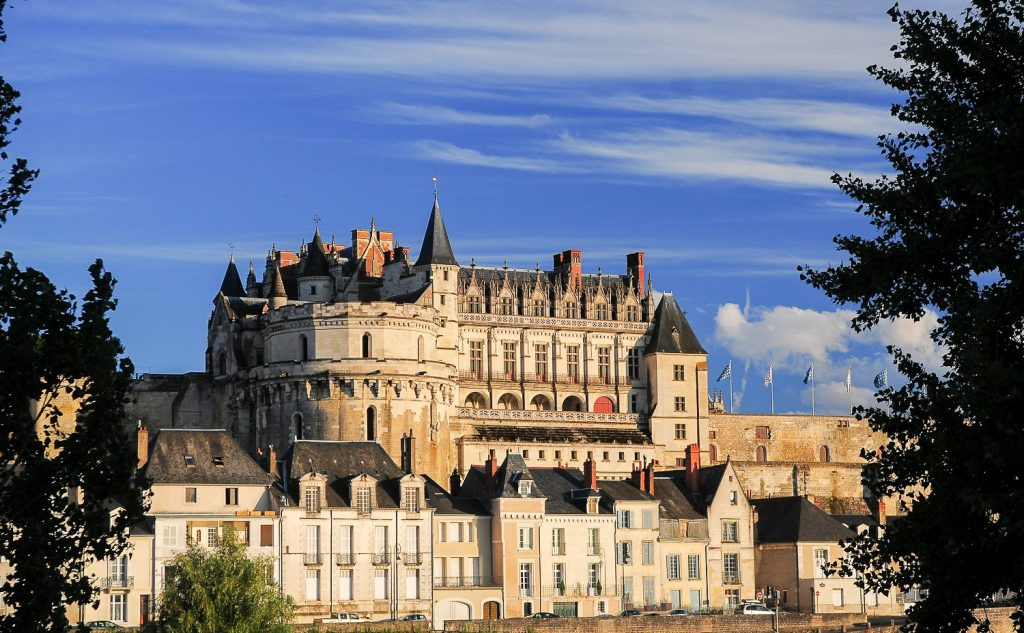 château royal d'amboise - Tours val de Loire Box