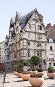 Maison d'Adam Angers - Jean-Pierre Dalbéra cc - My Loire Valley