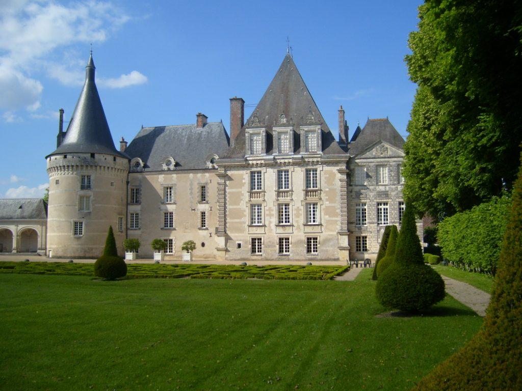 Château d'Azay-le-Ferron, SiefkinDR - My Loire Valley